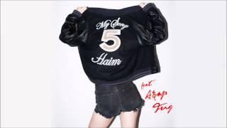 HAIM feat. A$AP Ferg  - My Song 5 (Audio)
