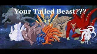 WHO'S YOUR TAILED BEAST?    BakchodShadow