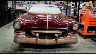 Foose Design - 1948 Cadillac Eldorod Build Concept