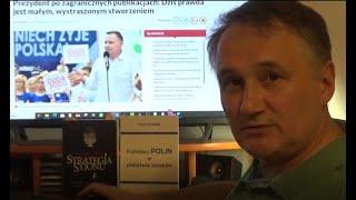 PRAWDA, czyli mały, wystraszony, poprawny Andrzej Duda. Wojska w gotowości… 24.06.2020