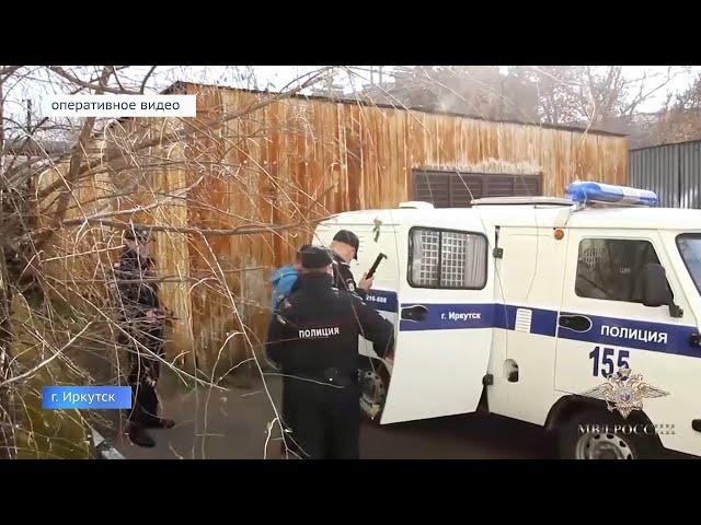 В Иркутске задержали троих подозреваемых в нападении на семейную пару из Китая