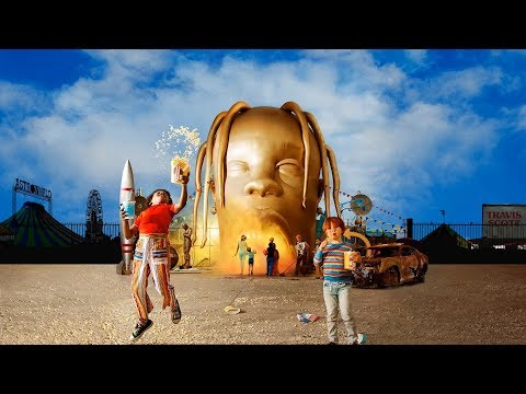 Travis Scott - COFFEE BEAN (Instrumental)