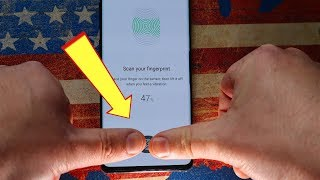 Fix the Galaxy S10/ S10e/ S10Plus fingerprint unlock issue with this two-thumb tip