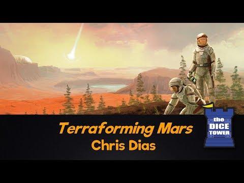 Terraforming Mars - with Chris Dias