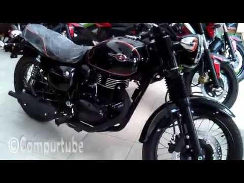 Kawasaki Estrella 250cc Special Edition 2014