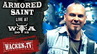 Armored Saint - Can U Deliver - Live at Wacken Open Air 2015