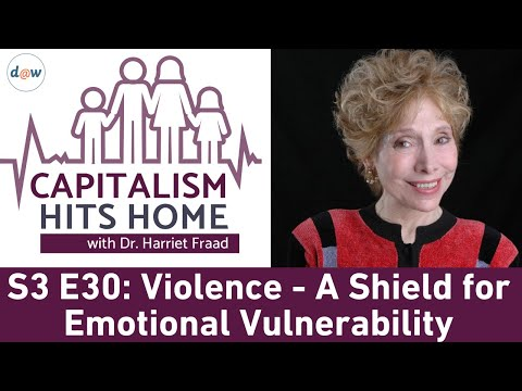 Capitalism Hits Home: Violence - A Shield for Emotional Vulnerability