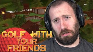 WADE SAD. WADE WANT WINS. | Golf With Your Friends Gameplay Part 55