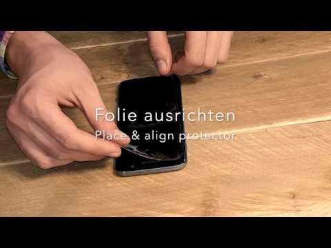 Crocfol Die Folie (2Stück, Huawei P30 Lite)