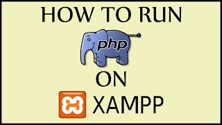 How to run php file in xampp