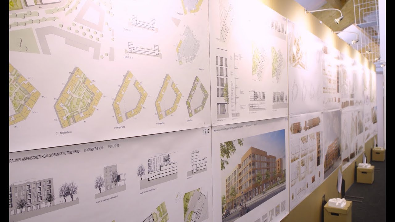 Kronsrode | Architektenwettbewerb