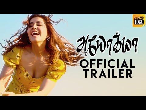 Ayogya Official Trailer Reaction | Vishal, Raashi Khanna, R.Parthiepan | Venkat Mohan | Sam CS