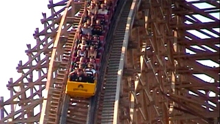 Son Of Beast Off-Ride Footage - Paramount