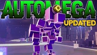 AUTOMEGA MEGA MAP UPDATE!!! Atomega Game On Steam PC Gameplay