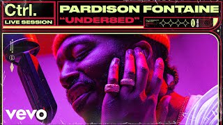 Pardison Fontaine - Under8ed (Live Session) | Vevo Ctrl