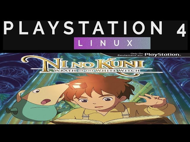 Watch Ni no Kuni Running On a PS4 With The Help Of RPCS3