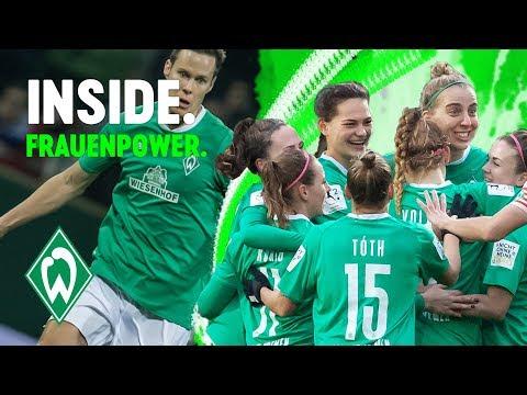 Niklas Moisander Comeback & Werder-Frauen sind Herbstmeisterin   WERDER.TV Inside nach Paderborn