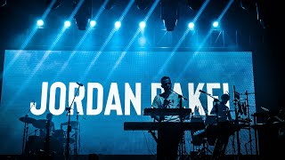 """Mad World""   Jordan Rakei Live In Manila 2019   Karpos Live Mix 6 (9119)"