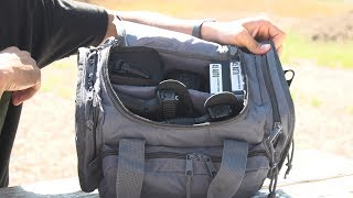 Awesome Light Duty Range Bag | Osage River Tactical