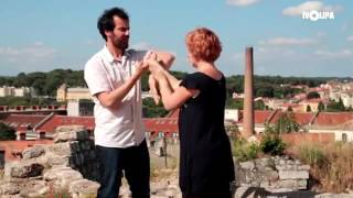 Wing Chun in Old City of Pula