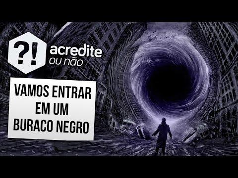 Afinal, o que é um buraco negro? Esse vídeo explica tudo!