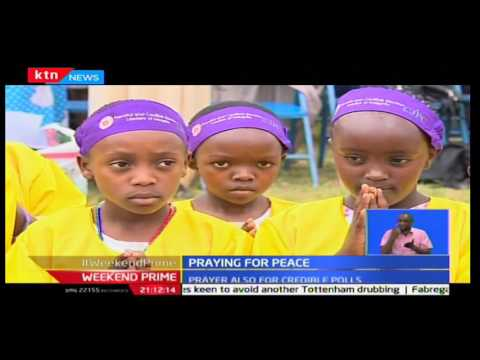KTN Weekend Prime full bulletin with  Sharon Momanyi - 25/2/2017 [Part One]