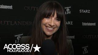 Access Hollywood - Caitriona Balfe - Season 3