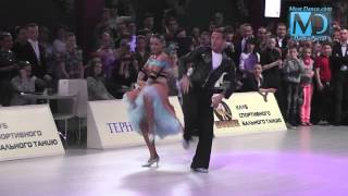 Mirko Gozzoli & Edita Daniute - Quickstep show