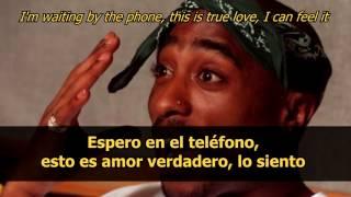 2PAC - Me and my girlfriend (ESPAÑOL/ENGLISH)