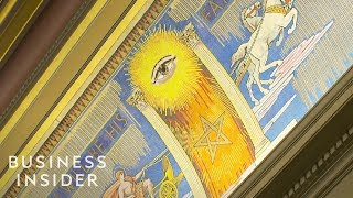 Inside The Freemasons Oldest Grand Lodge