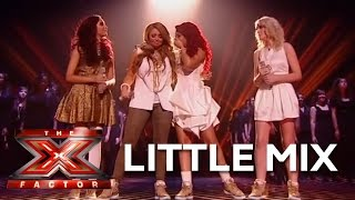 Little Mix's X Factor Journey   The X Factor UK