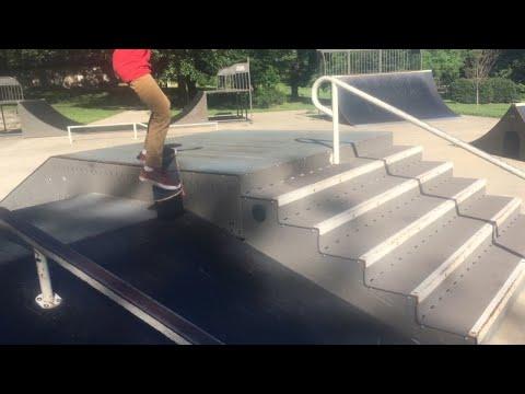 Blair NE Skateboarding p2