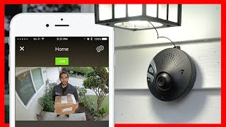 Best WIFI Security Camera w/ Night Vision Review (Simple & Cheap!)