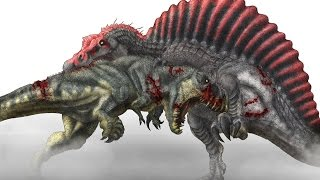 Who Would Really Win In A Fight? T.rex Vs Spinosaurus (NEW)