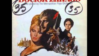 Doctor Zhivago as played by The Metropolitan Pops Orchestra (1965)