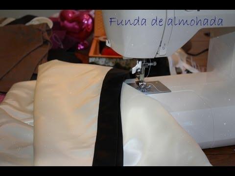 PROTEGE TU CABELLO AL DORMIR!!! Como hacer una funda de almohada de satin