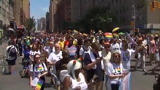 """USA: """"Gay Pride"""" egy bírósági döntés után"""