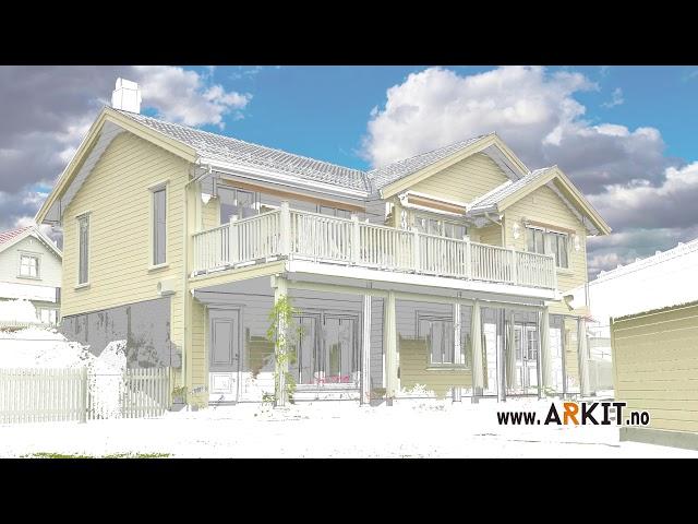 Arkit animasjon 2