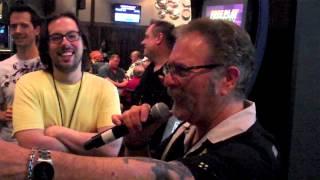 Ronnie Mund Poker Tournament Leiberman Flintstone Shoes  VID00081.MP4