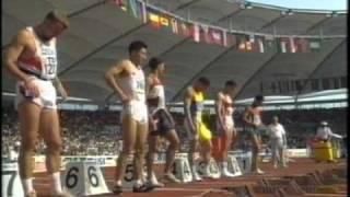 world Championship 1993 Stuttgart-100m