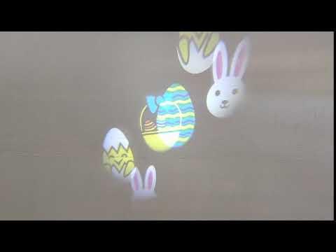 Veli Line Projektor - Påske motiv
