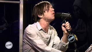 """Video thumbnail of """"Cage the Elephant performing """"Telescope"""" Live on KCRW"""""""