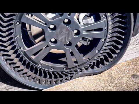 Michelin guma koja nije punjena zrakom