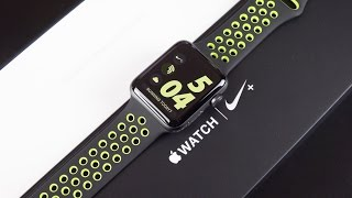 Apple Watch Nike+: Unboxing & Review
