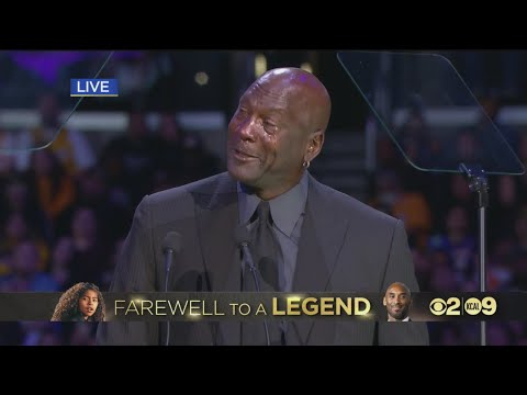"Michael Jordan today blaming his ""little brother"" Kobe for being responsible for yet another 'Jordan Crying Meme"""