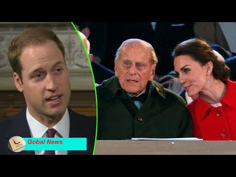 Prince William warned Kate Middleton about being too intimate with Prince Charles at Balmoral