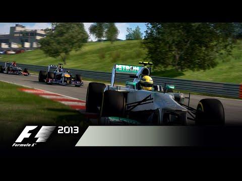 F1 2013 ukazuje trať v Monze