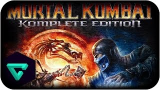 Mortal Kombat Komplete Edition Pelicula Completa En <b>Español Full Movie</b>