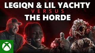 Xbox Lil Yachty & Legiqn Team Up in Back 4 Blood   Xbox Sessions anuncio