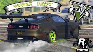 GTA 5 — ►Ford Mustang 2015► (POWER DRIFT)